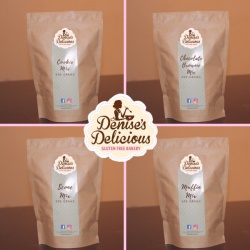 Gluten Free Home Baking Mixes & Jar